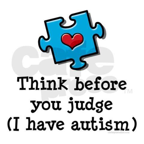 Piensa antes de juzgar