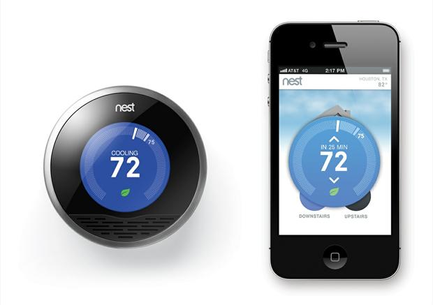 Apple empieza a vender el termostato inteligente de Nest