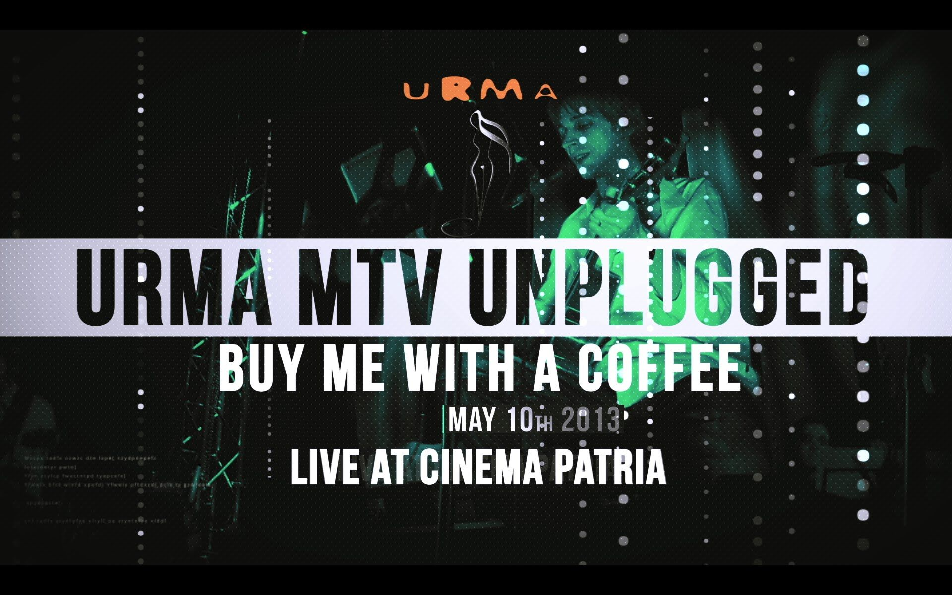 URMA - Buy Me With a Coffee / MTV Unplugged ft. Green Orchestra / Live a...