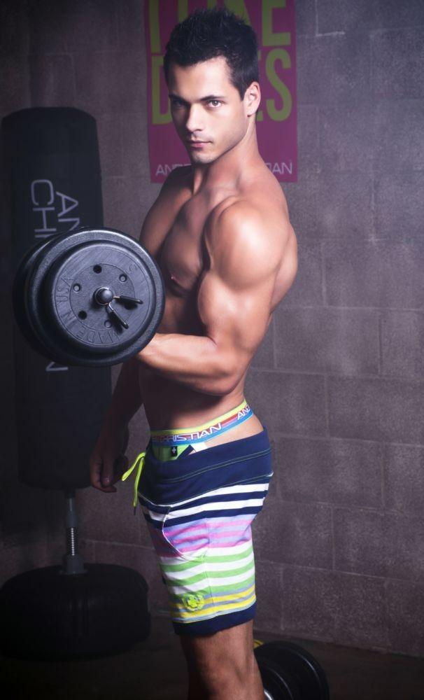 Gay gym jocks