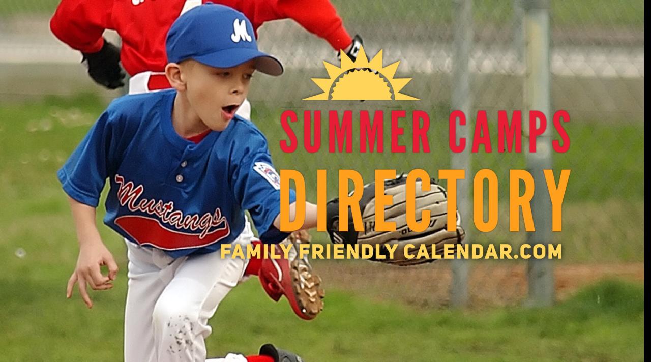Kids Summer Camps Directory Phoenix Summer Camps For Kids Summer Kids Camp Directory