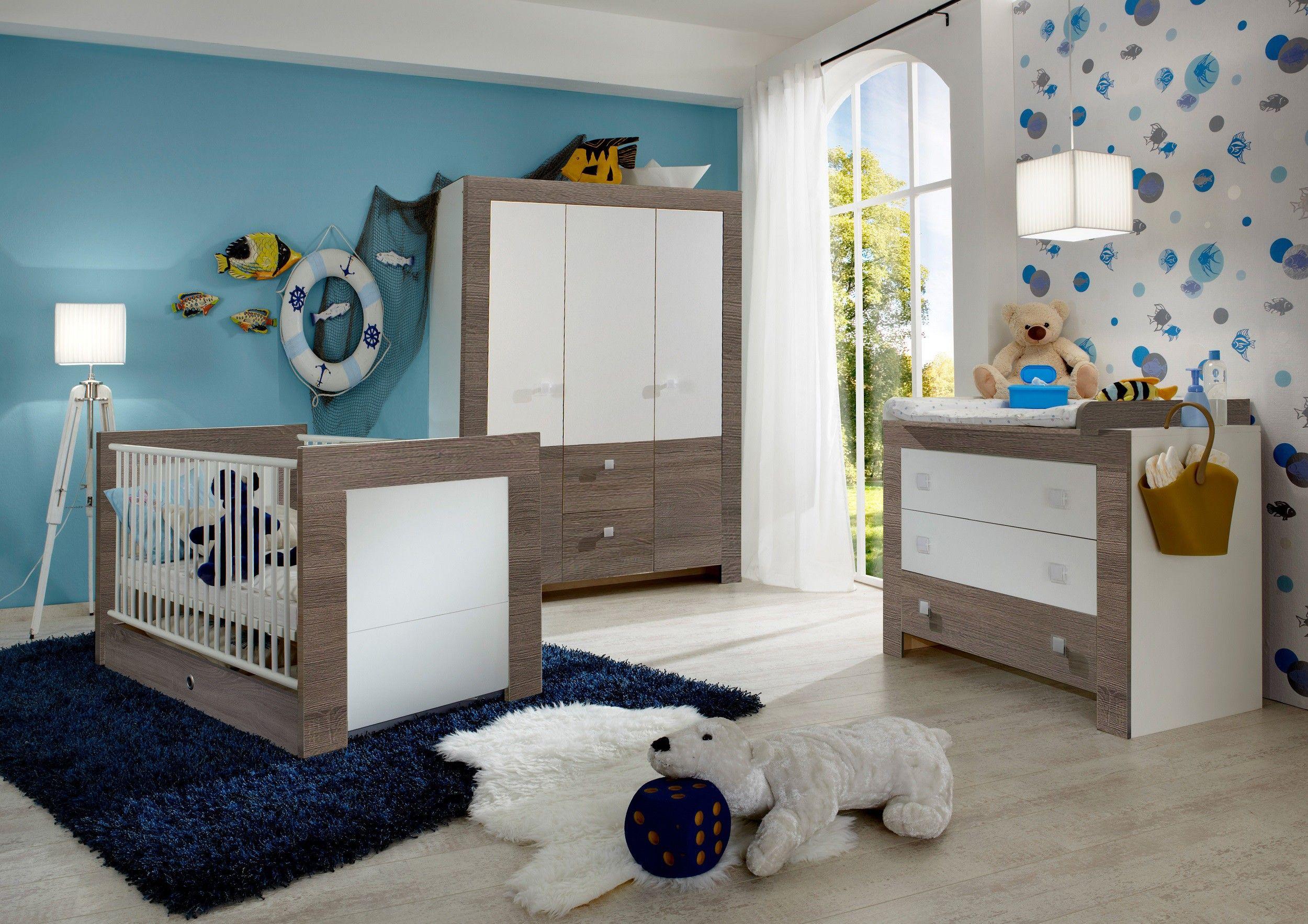 Babyzimmer Nussbaum ~ Kinderzimmer komplett set günstig minimalistisches haus design