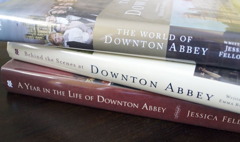 Books for the Downton Abbey FANatic!