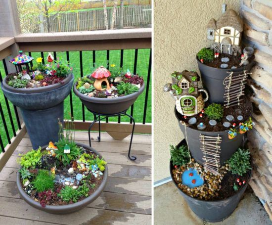 Fairy Garden Ideas The Cutest Collection is part of Fairy garden Kids - If you are looking for Fairy Garden Ideas, we've put together some great inspiration  Our post includes lots of easy and inexpensive ideas