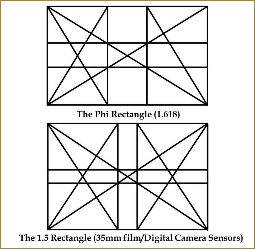 how to draw a phi grid