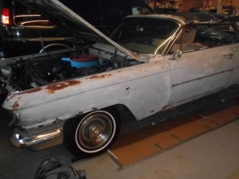 1963 Cadillac Deviile for sale by Owner - Monrovia, MD ...