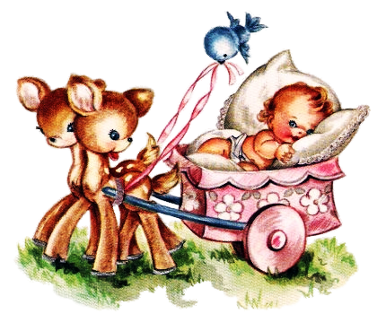 Baby+being+pulled+in+carriage+by+deer.png 430×350 pixels