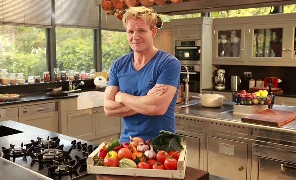 Food Network Gordon Ramsay Ultimate Home Cooking