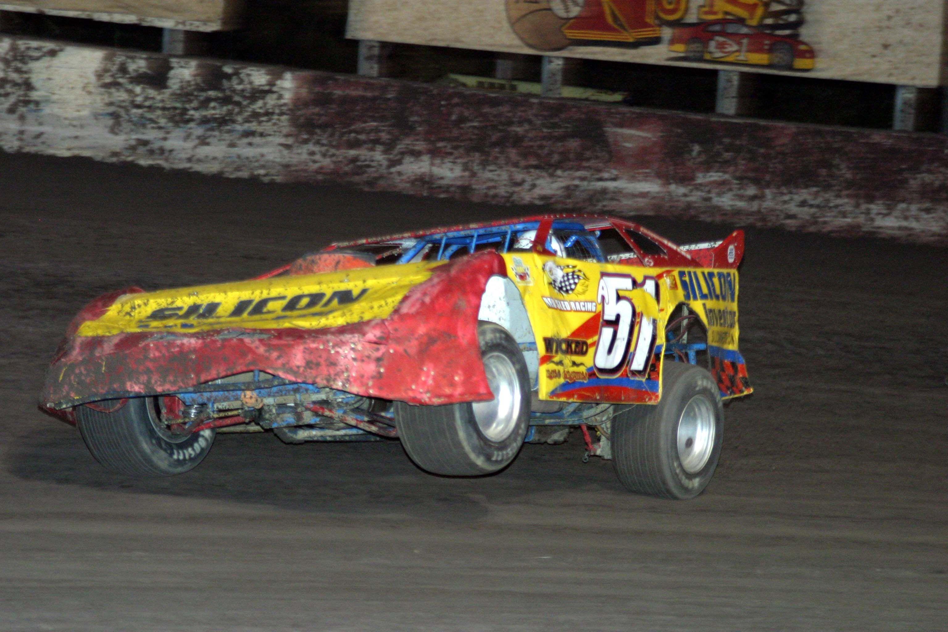 Mlra Dirt Late Model 3 Wheel Action Dirt Late Models Dirt Late Model Racing Late Model Racing