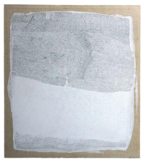 Beige, white and black, 2011, by Shawn Kuruneru