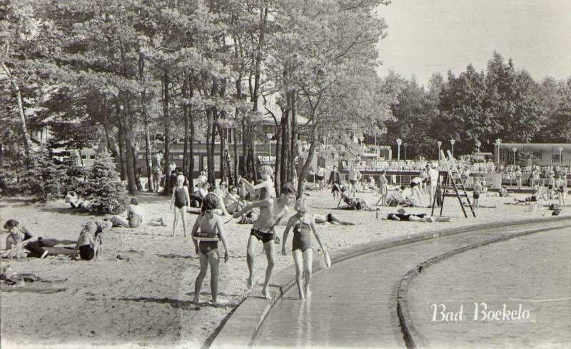 Zwembad   Bad Boekelo  gingen   we  vroeger  vaak  naar   toe  met   een   stel   vrienden   rond   1958 1960