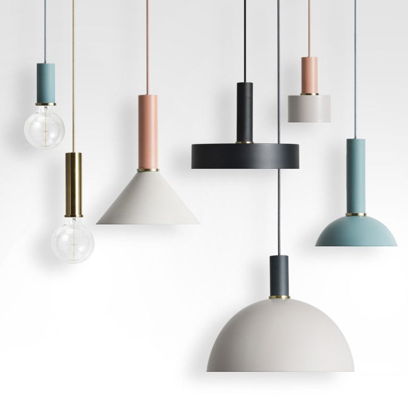 Find More Pendant Lights Information About Simple Modern Metal