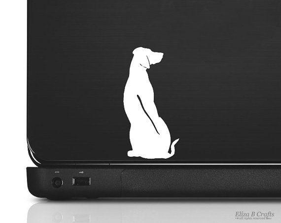 Popular Items For Silhouette Vinyl On Etsy In 2020 Silhouette Vinyl Rhodesian Ridgeback Labrador Retriever Art