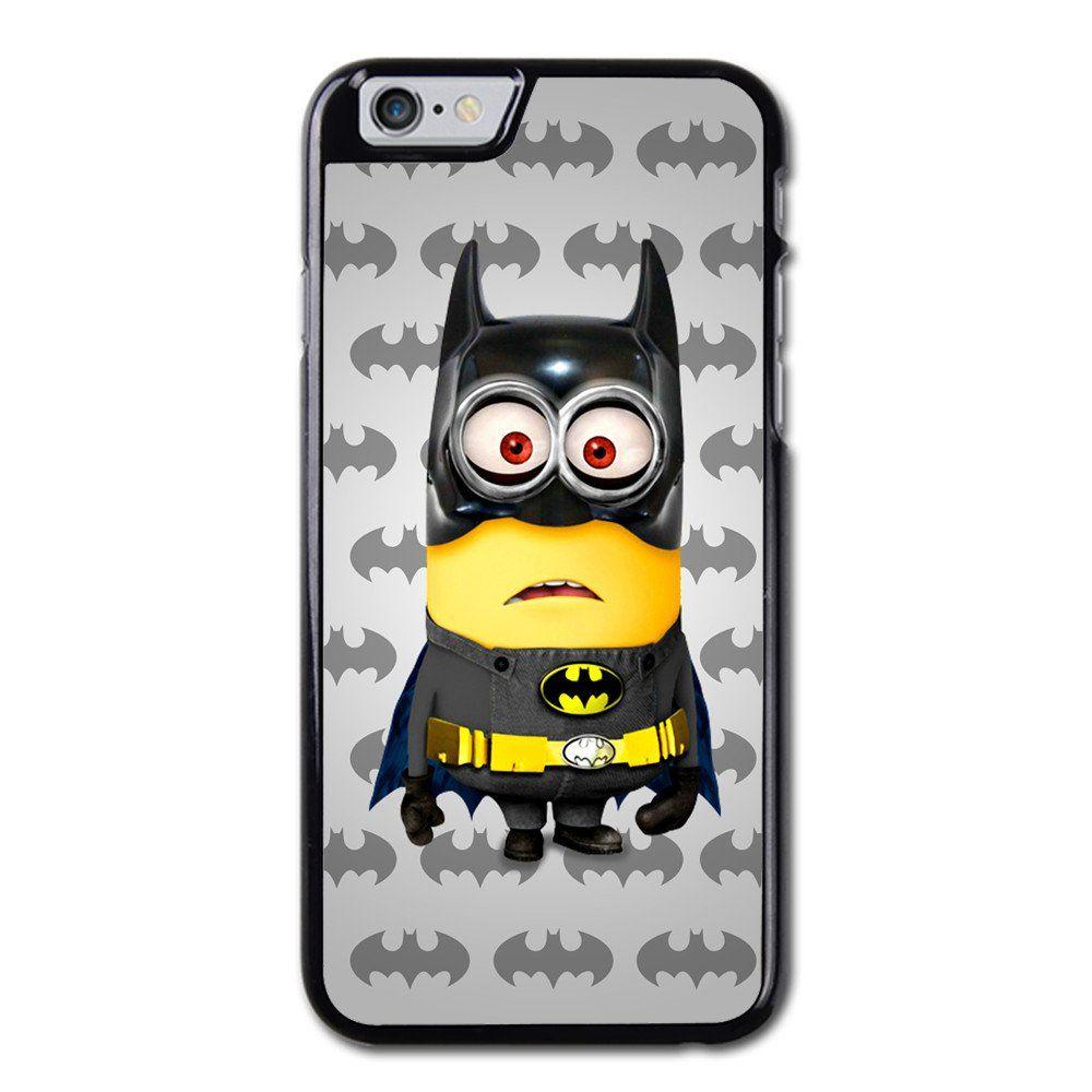 8d4863a2ad9 Batman Minion Design iPhone 6 Case. Encuentra este Pin y muchos más en ...