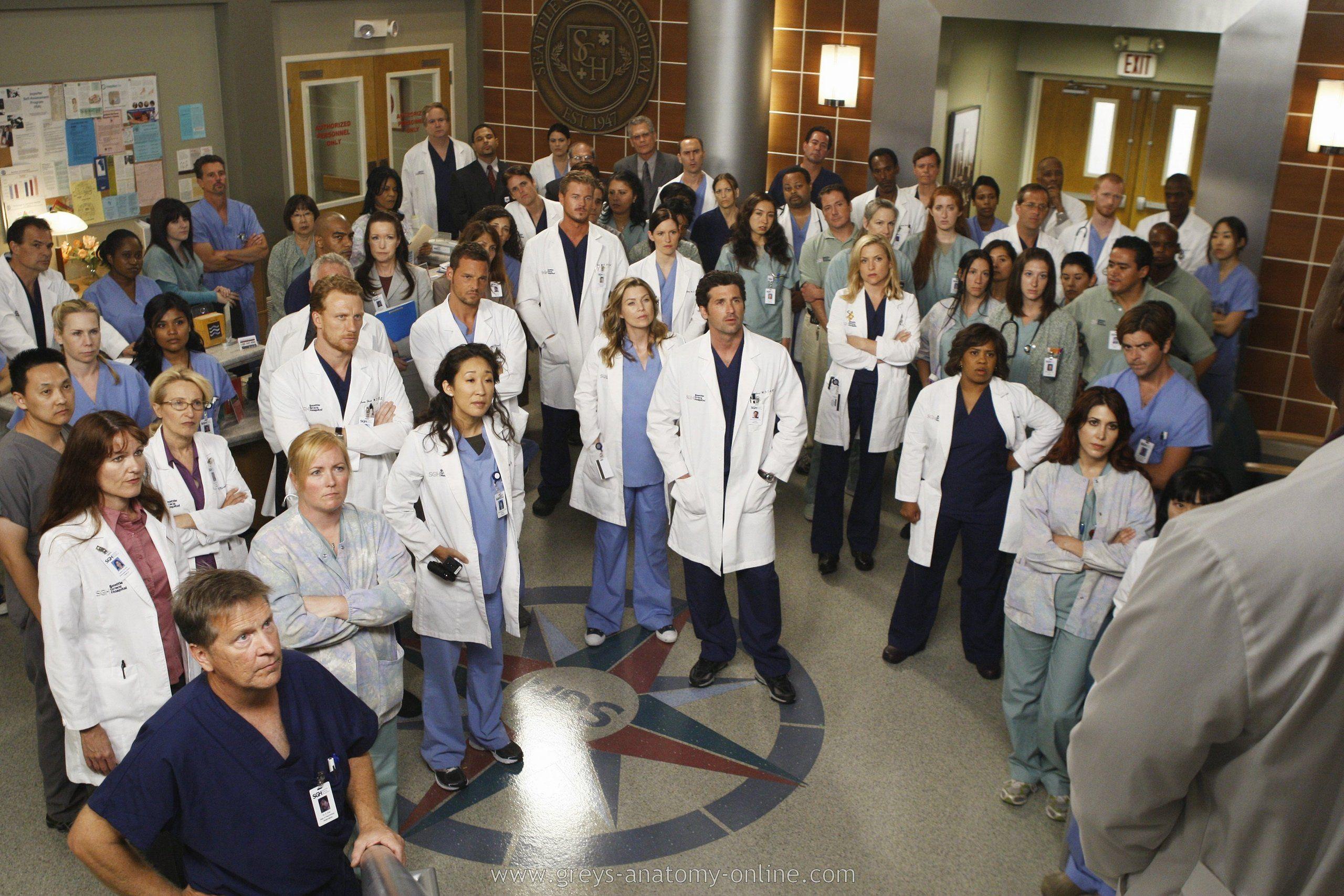 Greys Anatomy Still A Great Medical Drama Telly Pinterest