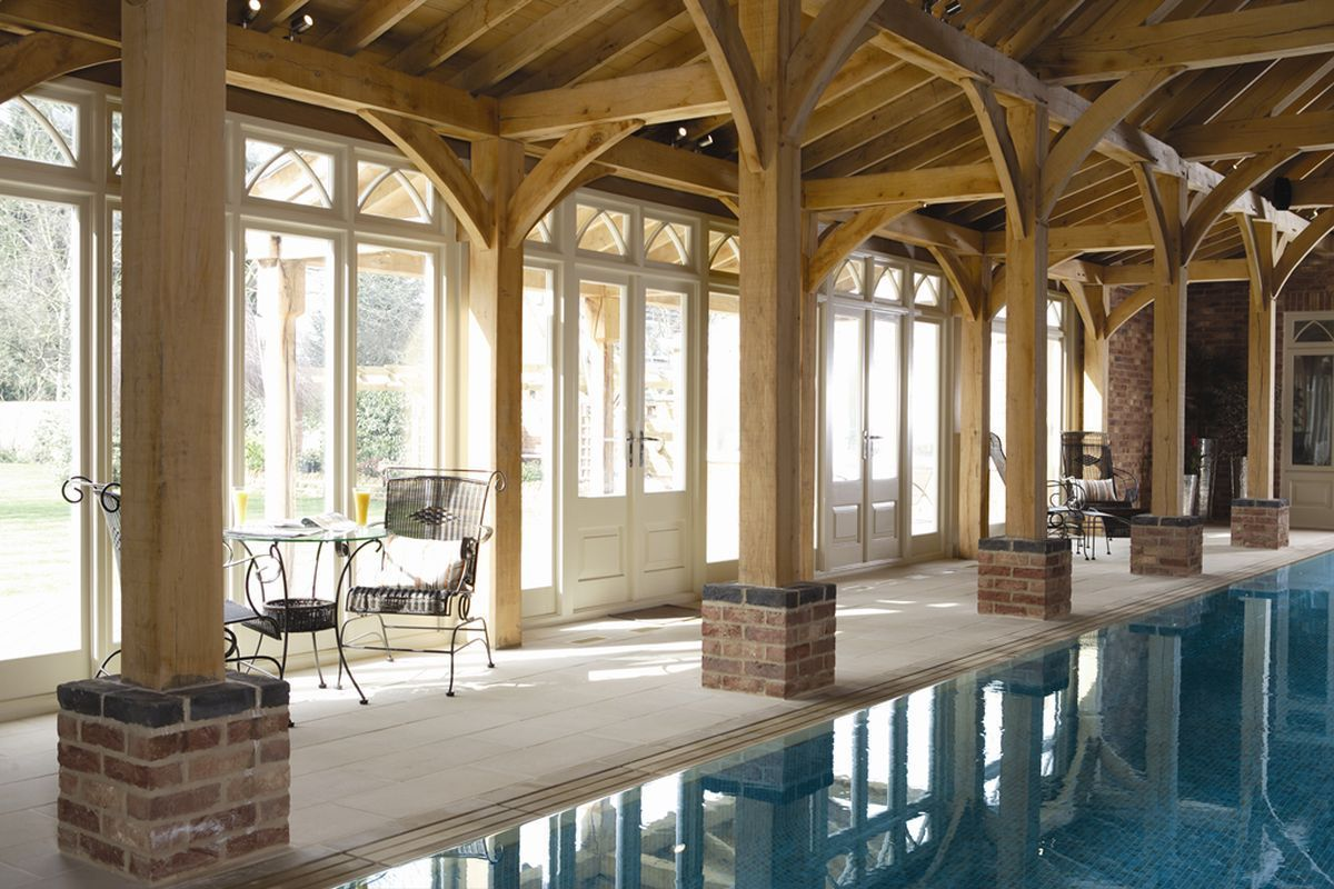 Our Thursdaymotivation Swimming In A Pool Like This We Also Design And Manufacture Bespoke Pool Buildings So You Pool Houses Pool Enclosures Building A Pool