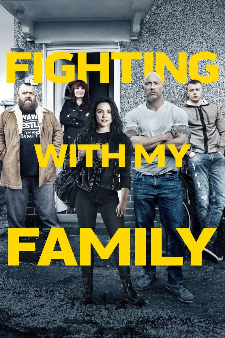 (((Play)))Fighting with My Family FULL MOVIE HD720p/1080p