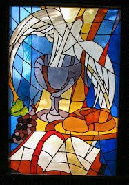 Simple Stained Glass Windows In Churches