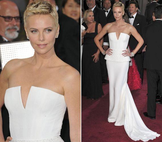 Csinosabb, mint valaha! Így öltözködik a világ legszebb nője - Charlize Theron | femina.hu