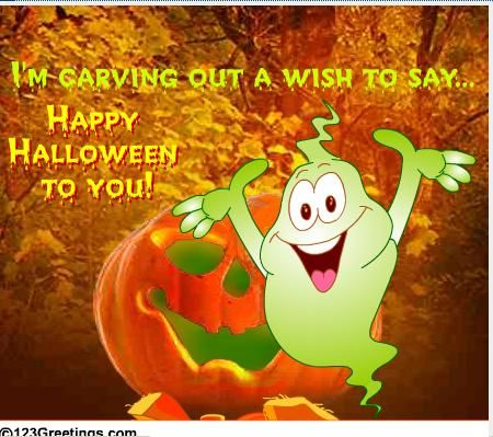 #pumpkin #ghost · Halloween EcardsHappy ...