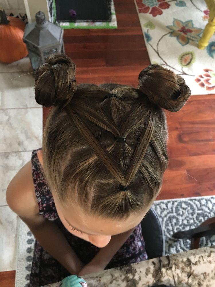 41 Easy Cute Hairstyles For Little Girls Koees Blog Girl Haircuts Little Girl Hairstyles Short Hair Styles Easy