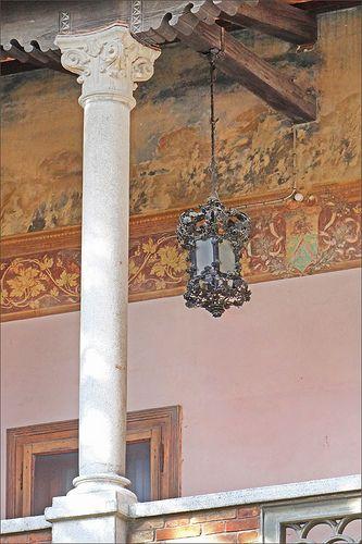 La villa Gemma (Lido de Venise)