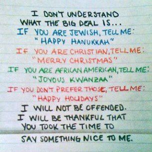 Happy Holidays Words Quotes Say Something Nice