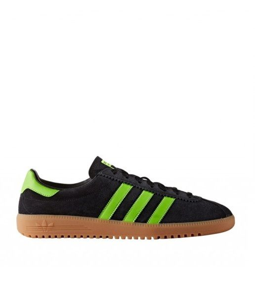 adidas Originals Bermuda: BlackGreen | Sneakers: adidas