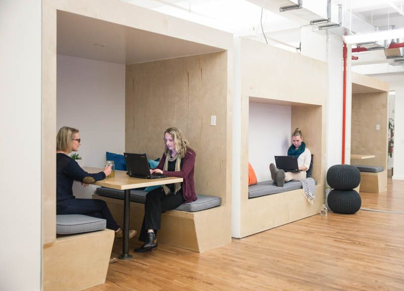 Study Booth | Workspace | We work office, Office furniture