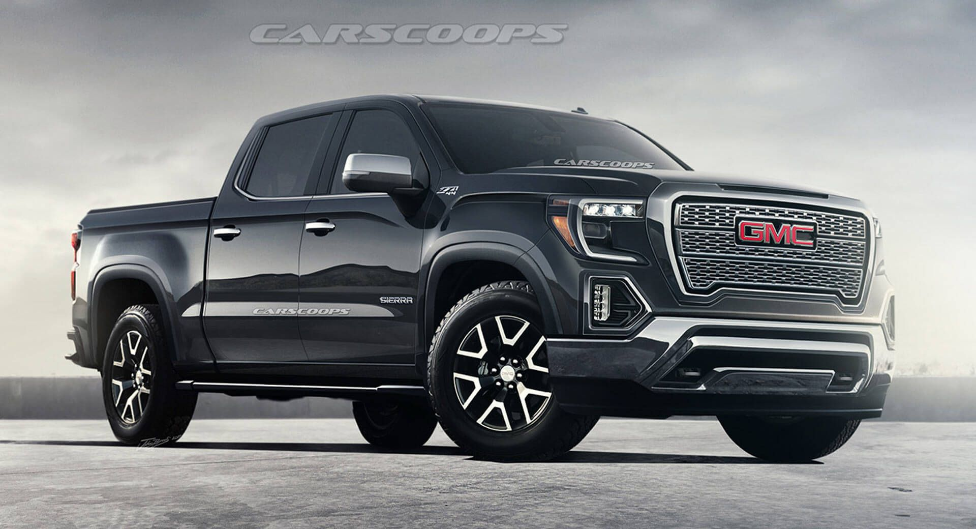 2019 Gmc Sierra To Debut In Detroit Next Month Chevy Camionetas Todoterreno