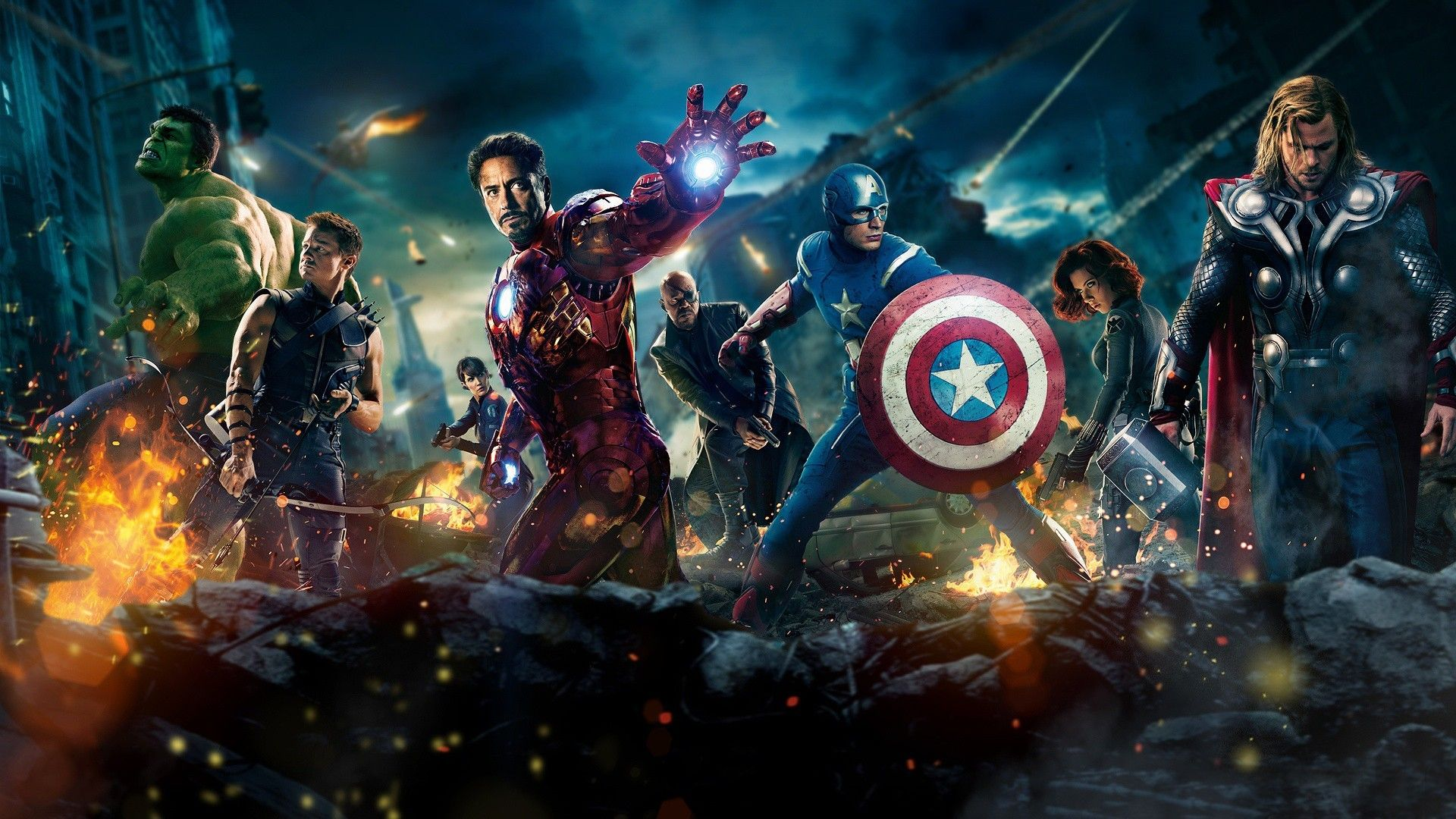 The Avengers Wallpaper Movie Hd 1080p Jpg 1920 1080 With Images