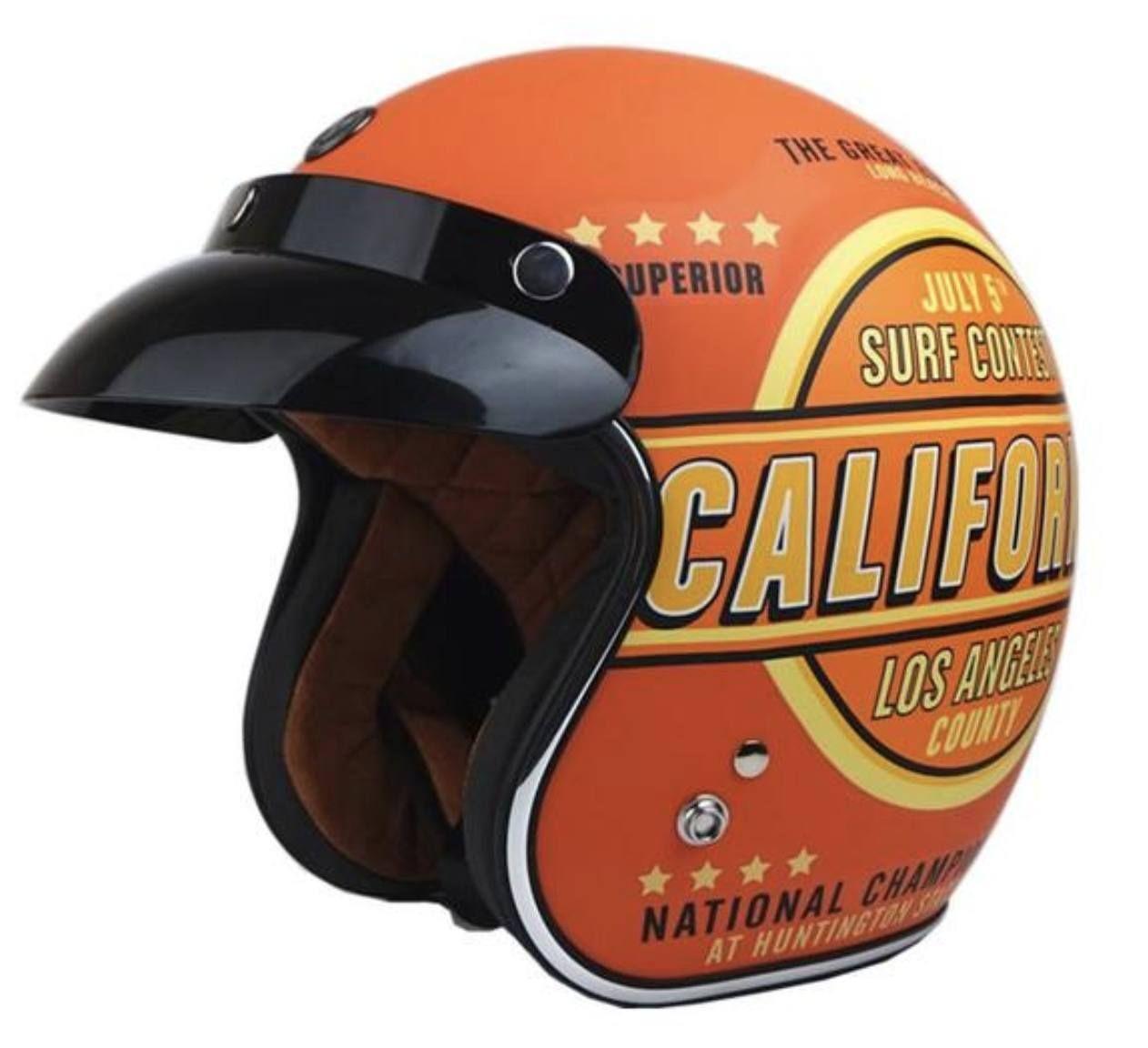 Dot Certified Retro Motorcycle Helmets Retro Motorcycle Helmets Open Face Motorcycle Helmets Motorcycle Helmets