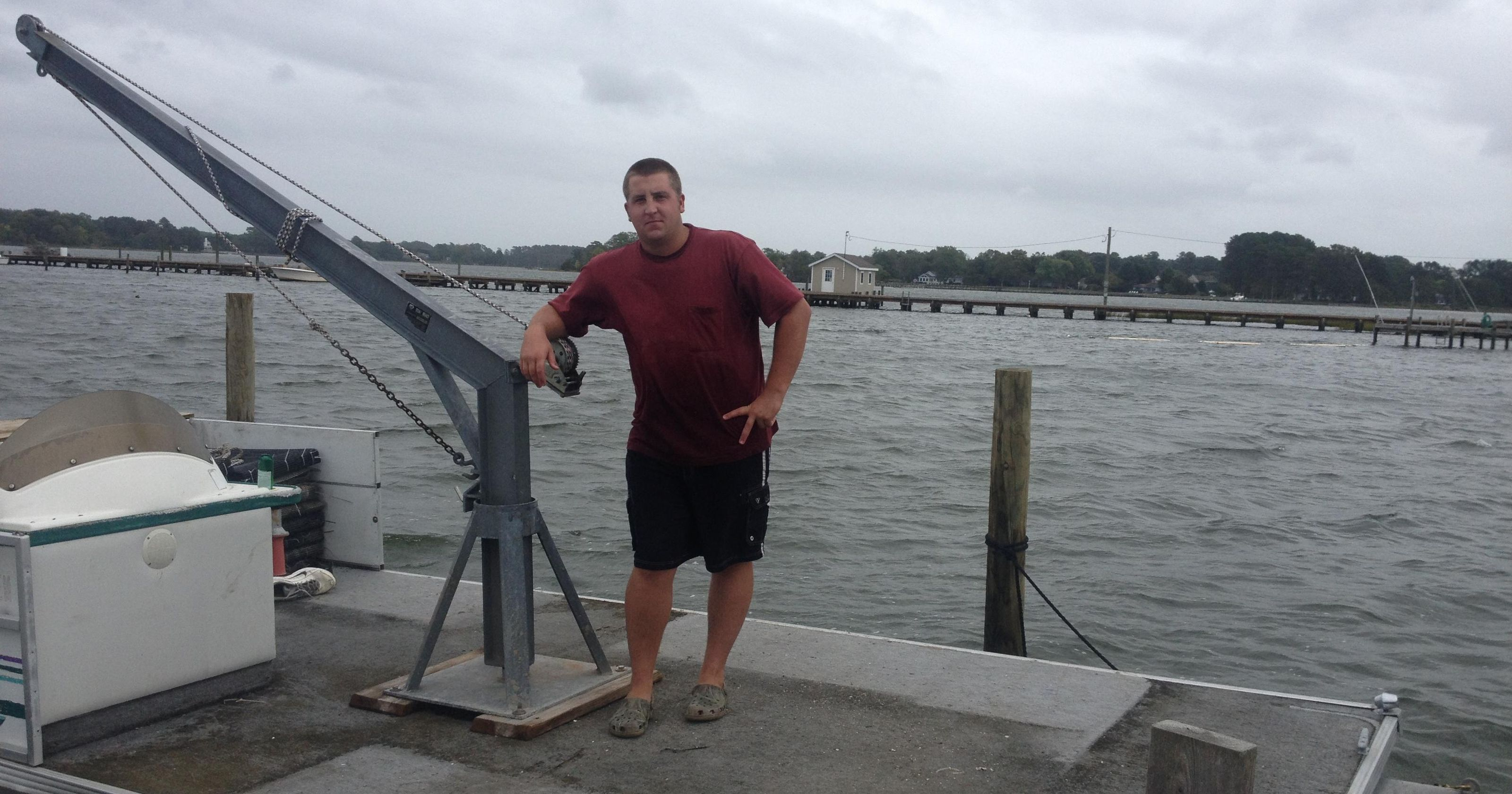 after graduating from jmu daniel mears returns to start after graduating from jmu daniel mears 21 returns to start aquaculture business in