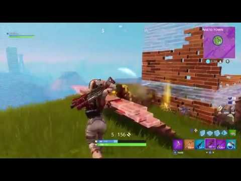 The Biggest Sad Moment Ever In Fortnite Lagged or Glitched