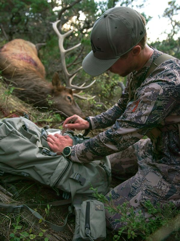 Step By Step: How To Pack Out An Elk - North American Hunting Club ...