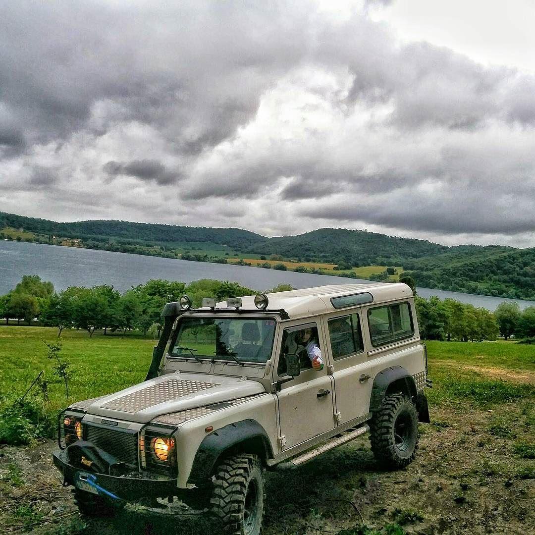 Land Rover Defender 110 Td5 Landroverdefender Td5: Land Rover Defender 110 Td5 Sw County Adventure Off Road