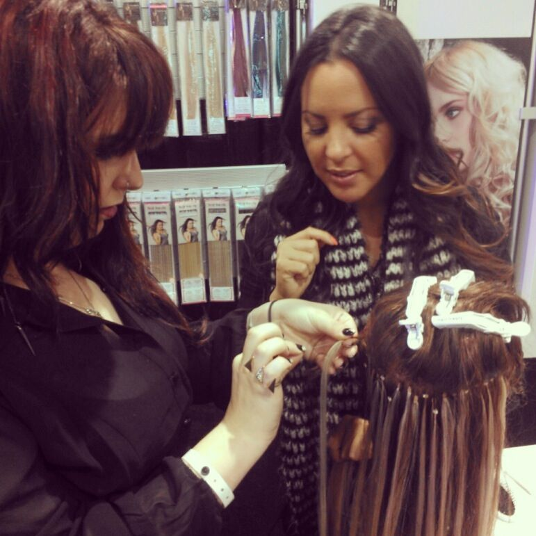 Learning hair treats hair extensions at next level toni and guy learning hair treats hair extensions at next level pmusecretfo Images
