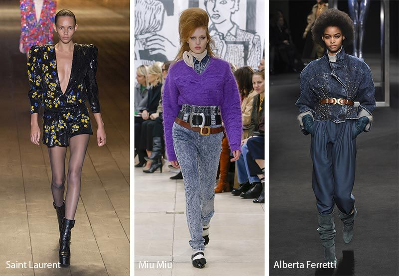 Fall/ Winter 2020-2021 Fashion Trends | Fashion trends, 80s fashion trends, Fashion