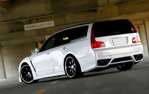 Nissan GT-R Wagon aka Nissan Stagea