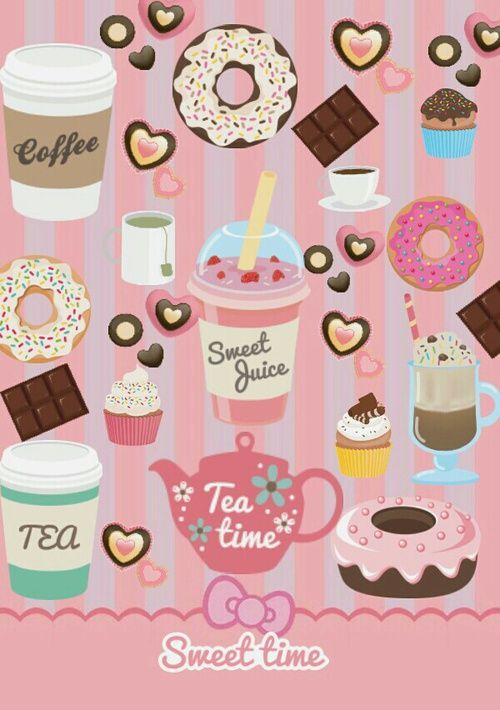 Imagen de background, food, and wallpaper