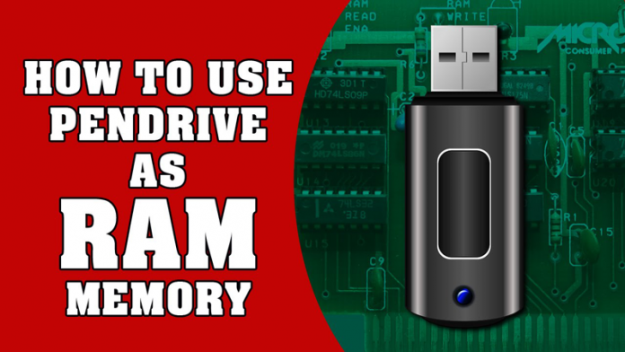 How To Increase RAM Using USB/Pendrive In Windows 10 & 8 ...