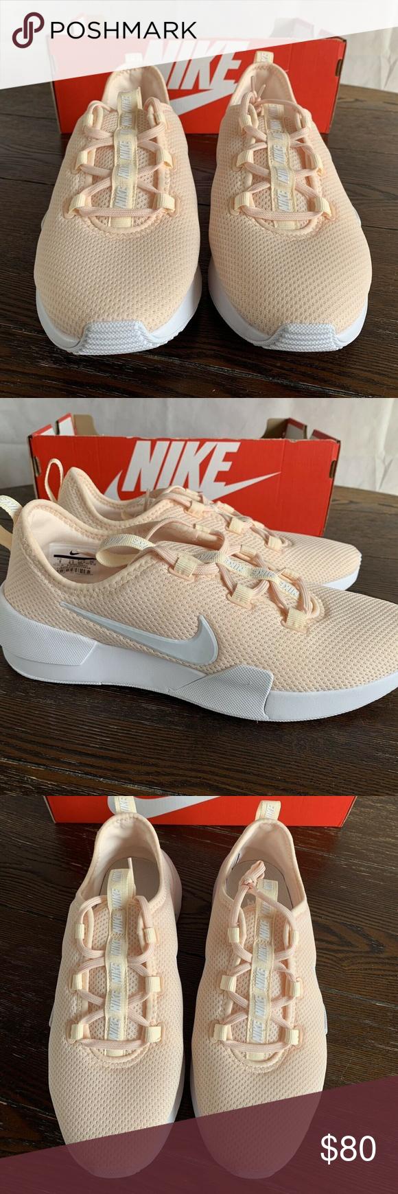 2fe46186ae3fc4 Nike Ashin Modern 9 Running Shoes Guava Ice Nike Ashin Modern Womens Size 9 Running  Shoes