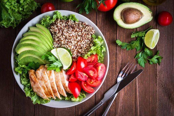 Recomendaciones para comer de forma saludable