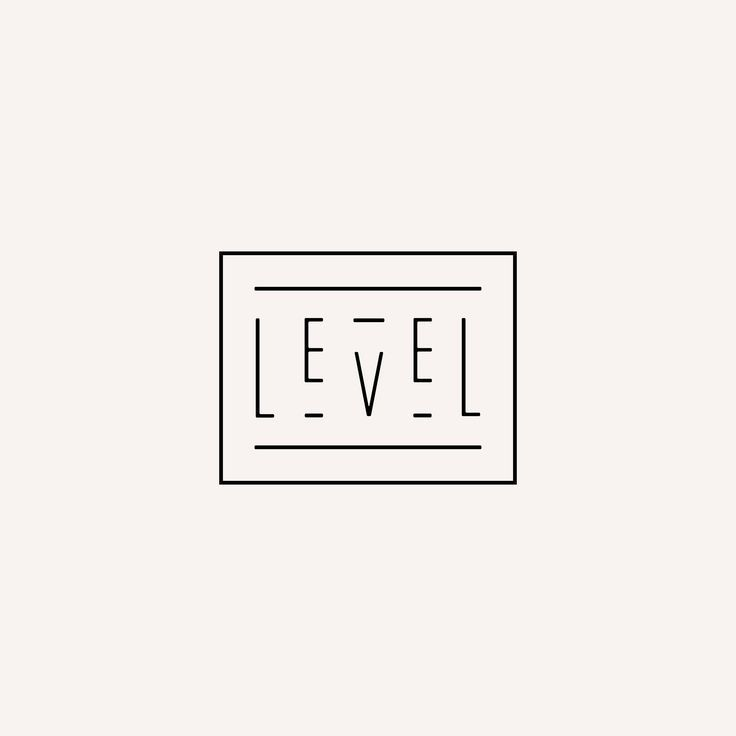 Logo moderne et épuré avec une typographie élégante et des formes géométriques simples … - Typographie
