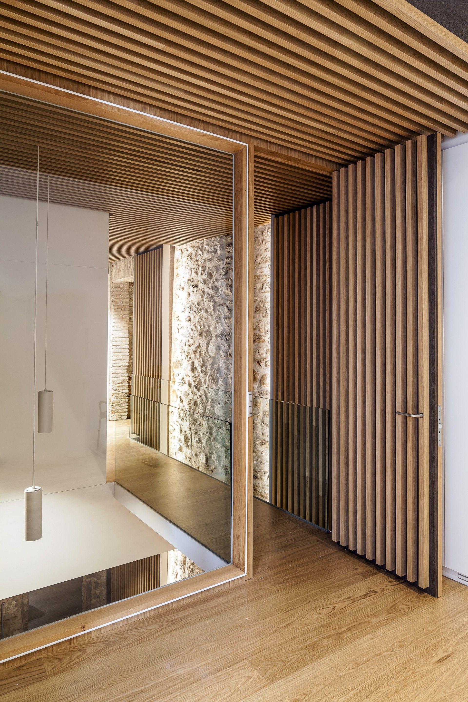 New Arquia Banca Office In Girona By Javier De Las Heras Sol  # Muebles Las Heras