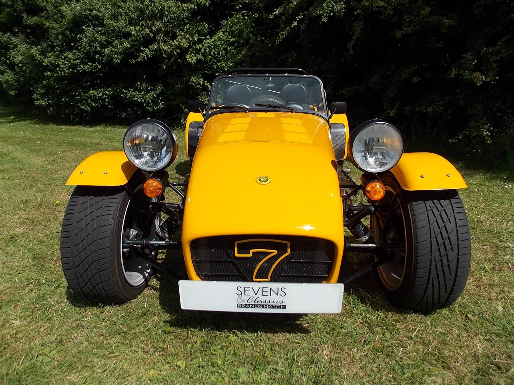Used 2001 Caterham All Models for sale in Kent from Sevens ...