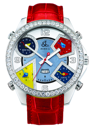 Jacob & Co. http://www.thesterlingsilver.com/product/chopard-classic-racing-collection-mille-miglia-gmt-chrono-168992-3003/
