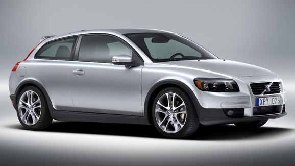 "edward cullen of ""twilight"" fame's car. my exact volvo c30 in the"