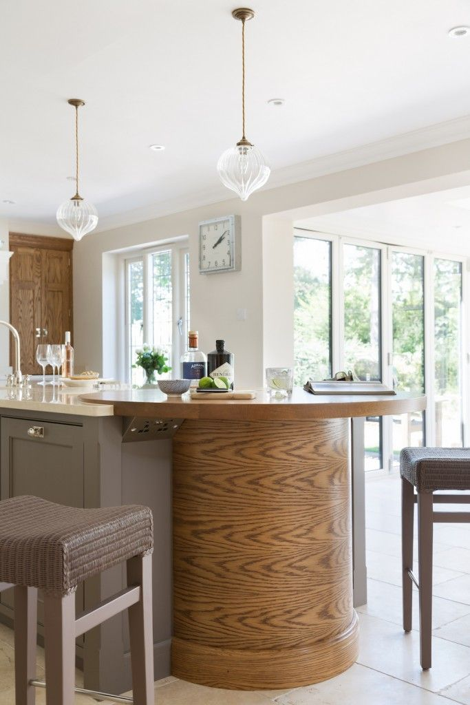 Luxury Bespoke Kitchen, Hadley Wood Humphrey Munson #luxury