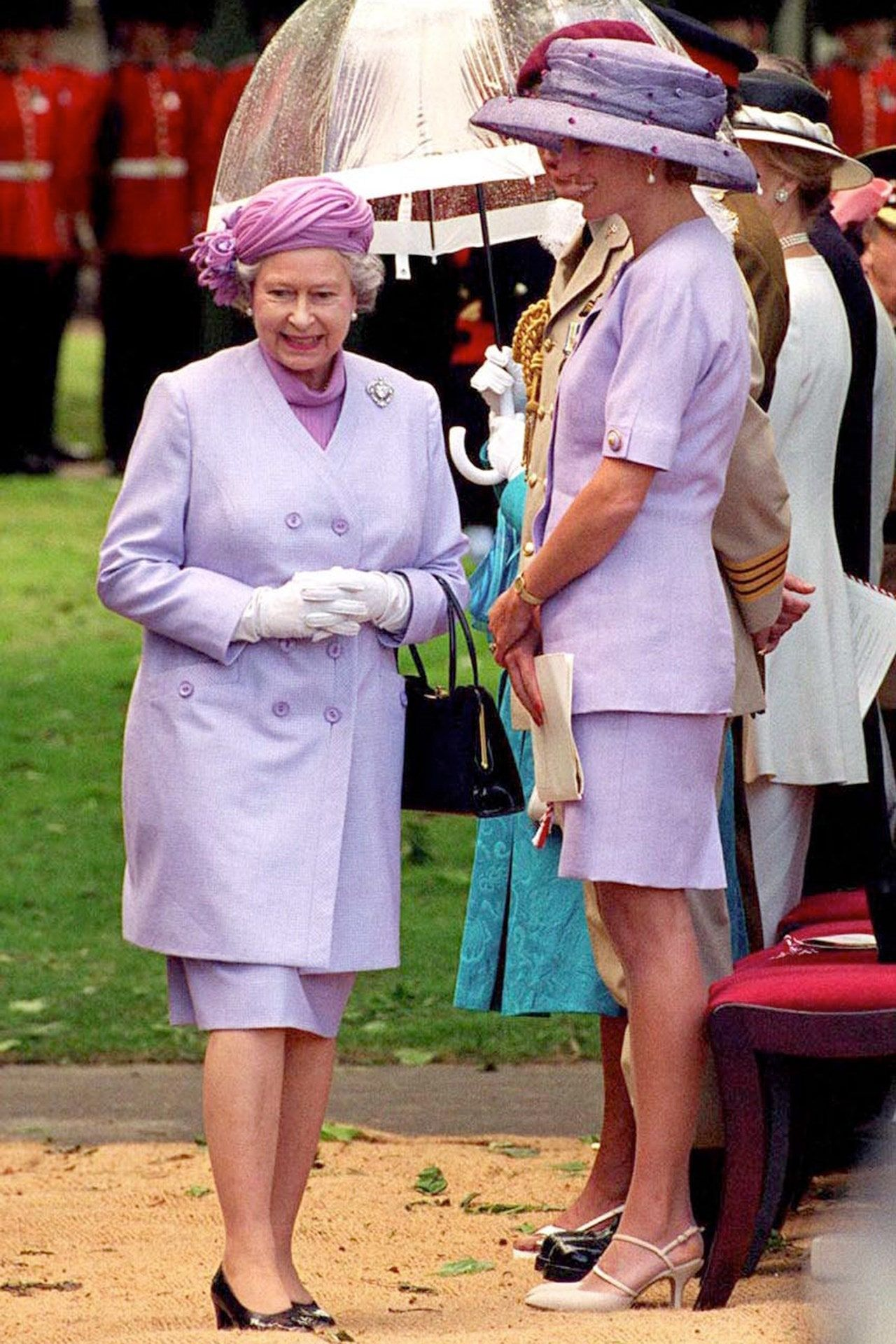 A Detailed Look Through Queen Elizabeth II's Wardrobe